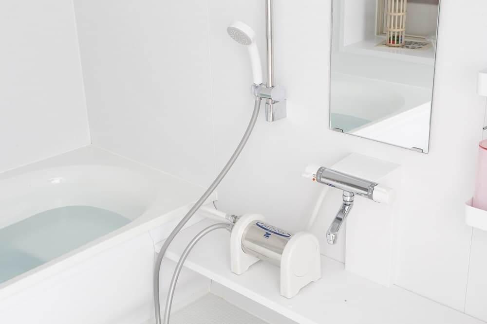 お風呂用浄水器 ゼンケン