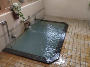 野沢温泉 真湯