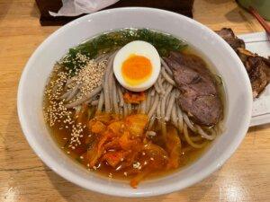 別府 冷麺